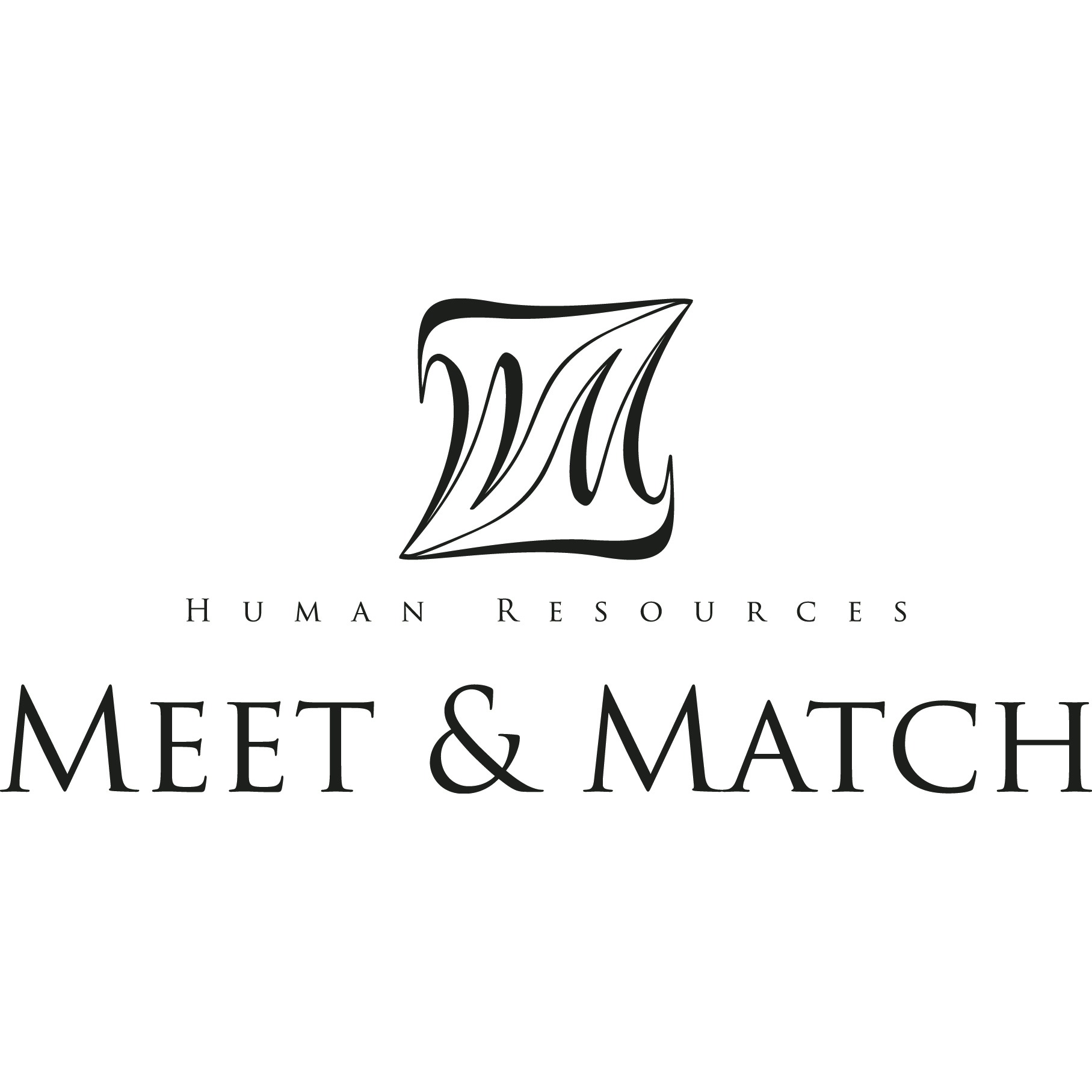 the Meet & Match logo.