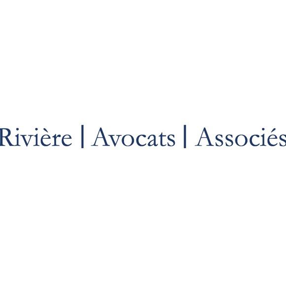 the Rivière Avocats & Associés logo.