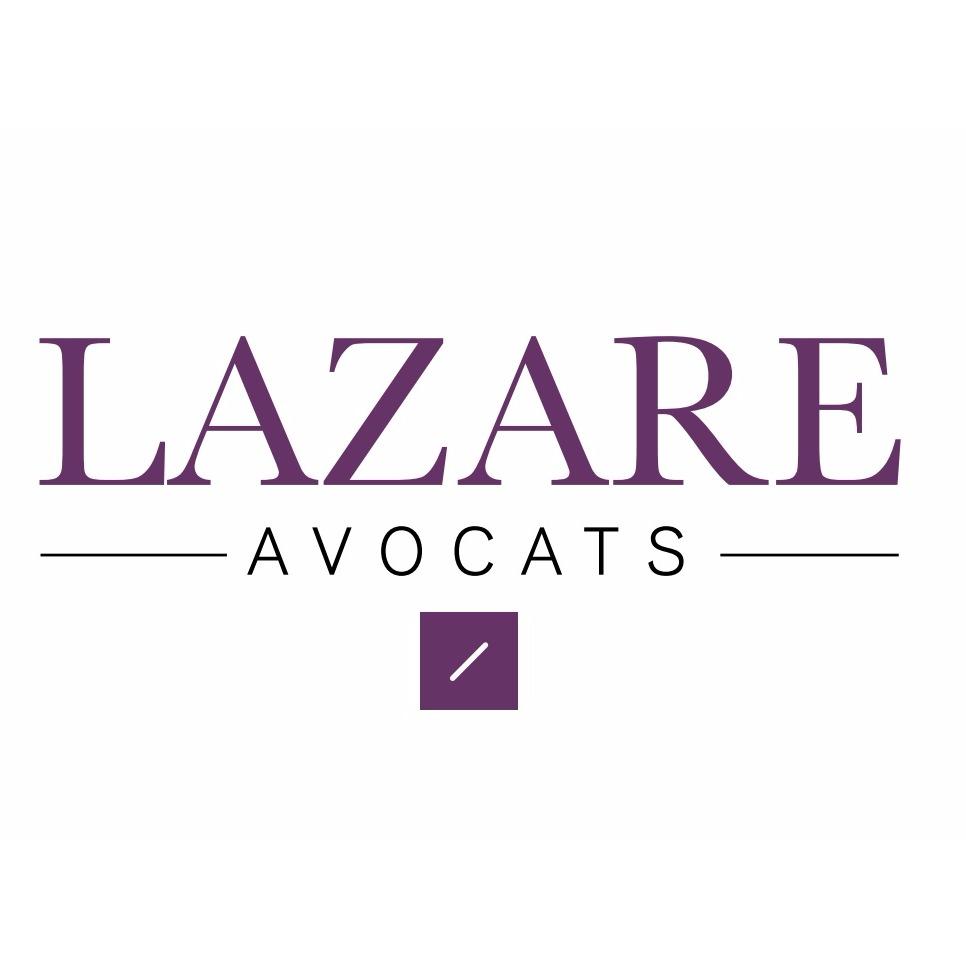 the Lazare Avocats logo.