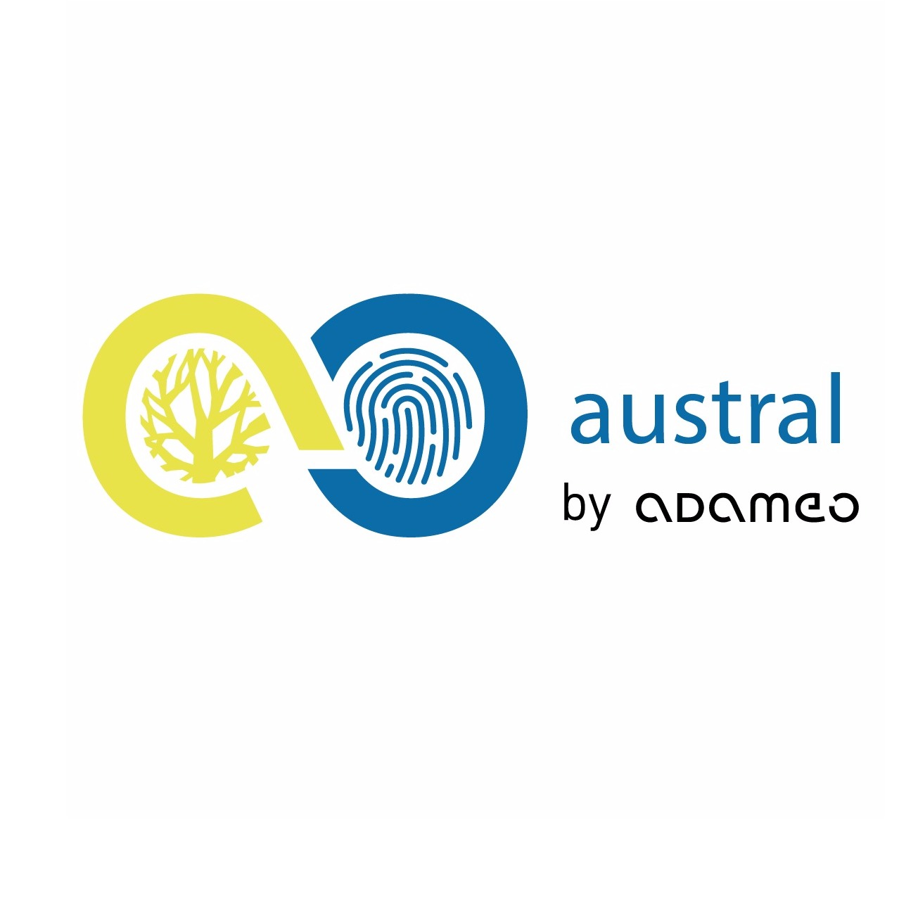 the austral by adameo logo.