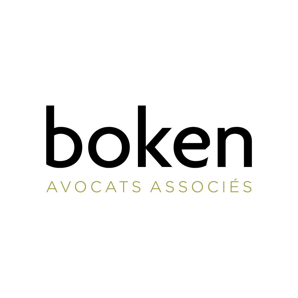 the Boken logo.