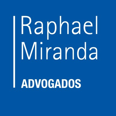 the Raphael Miranda Advogados logo.