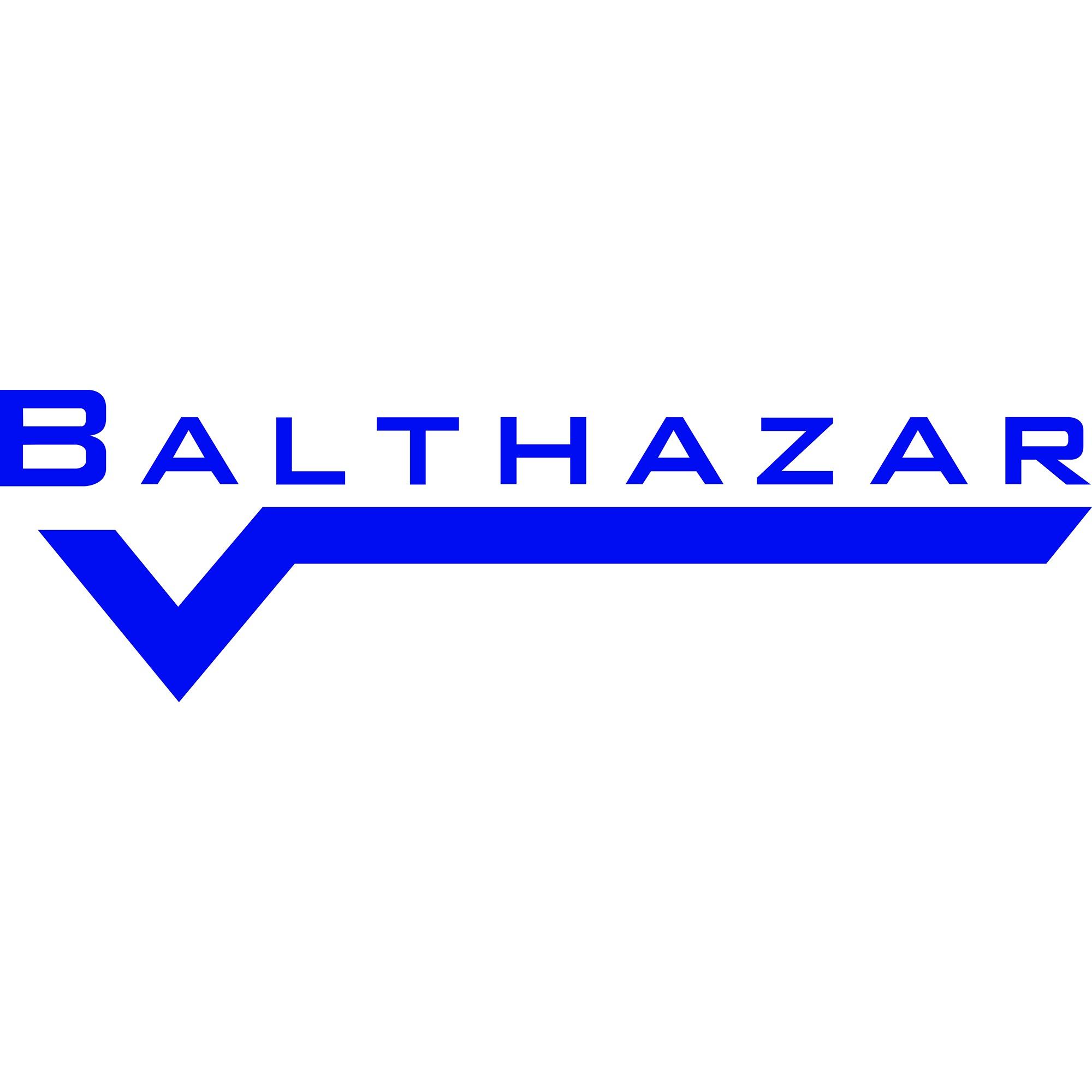 the Balthazar logo.