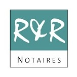 the R&R Notaires logo.