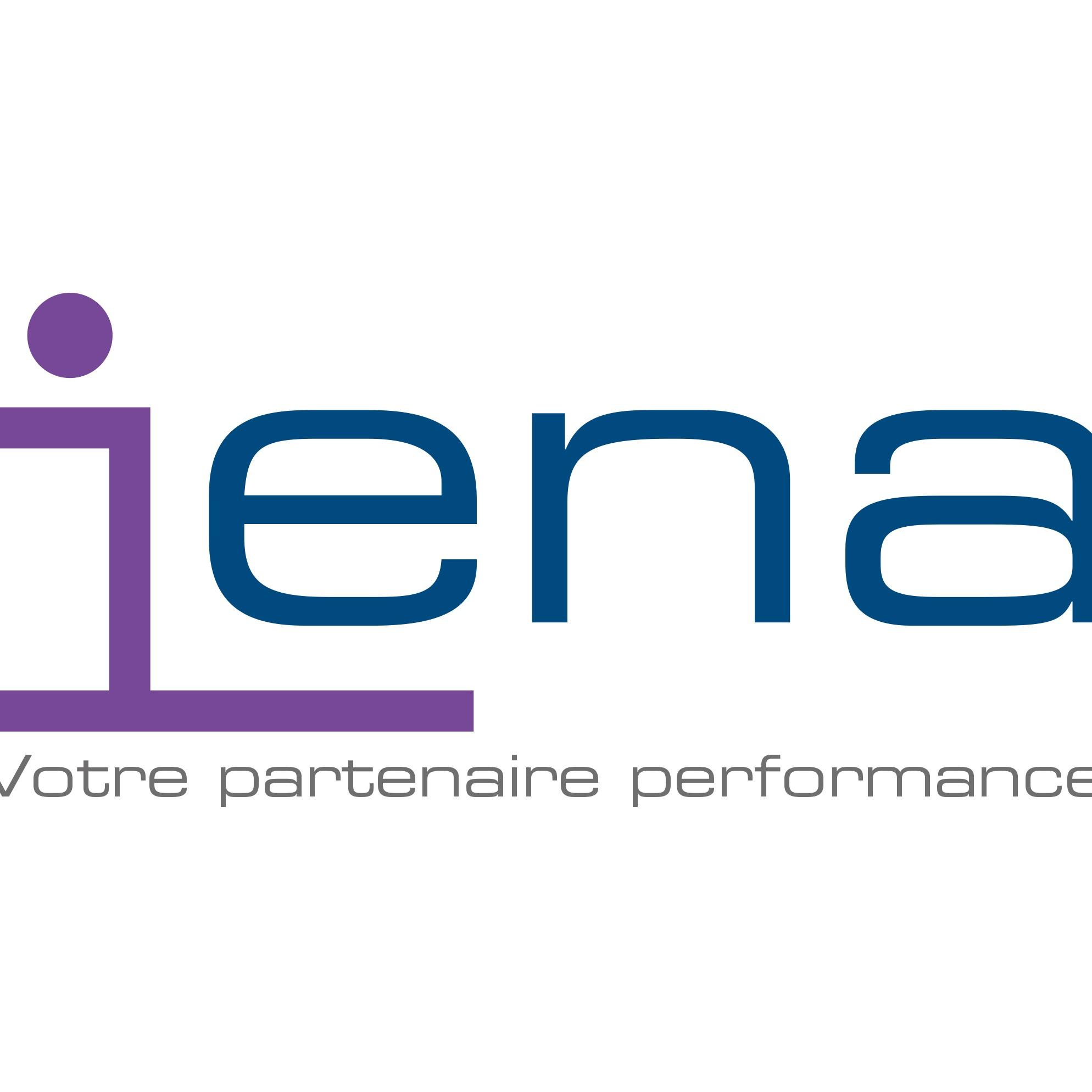 the IENA logo.