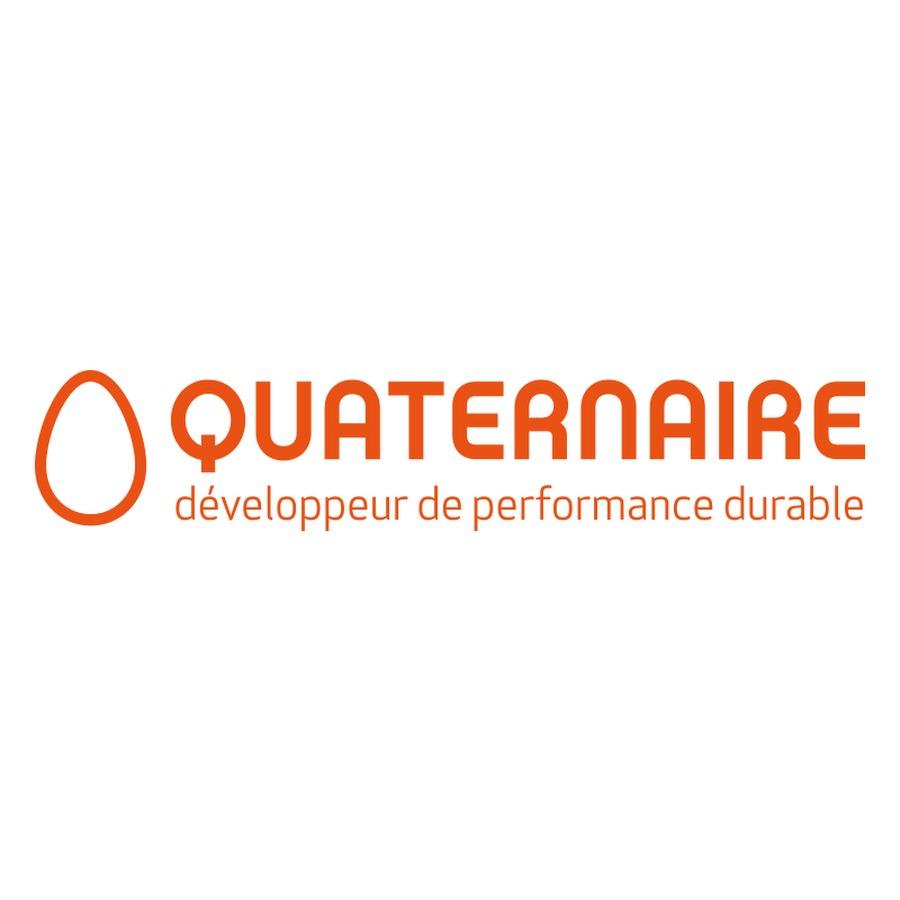 the Quaternaire logo.