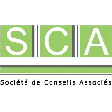 the SCA logo.