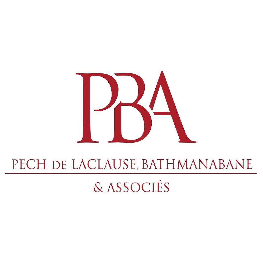 the Pech de Laclause Bathmanabane & Associés logo.