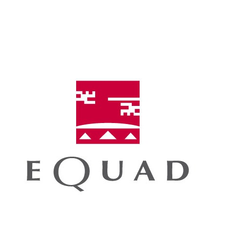 the Le Groupe EQUAD logo.