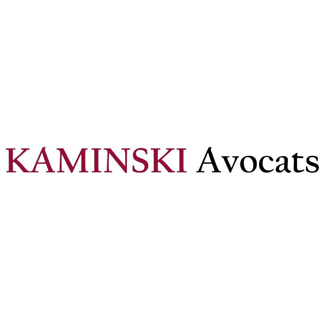 the Kaminski Avocats logo.