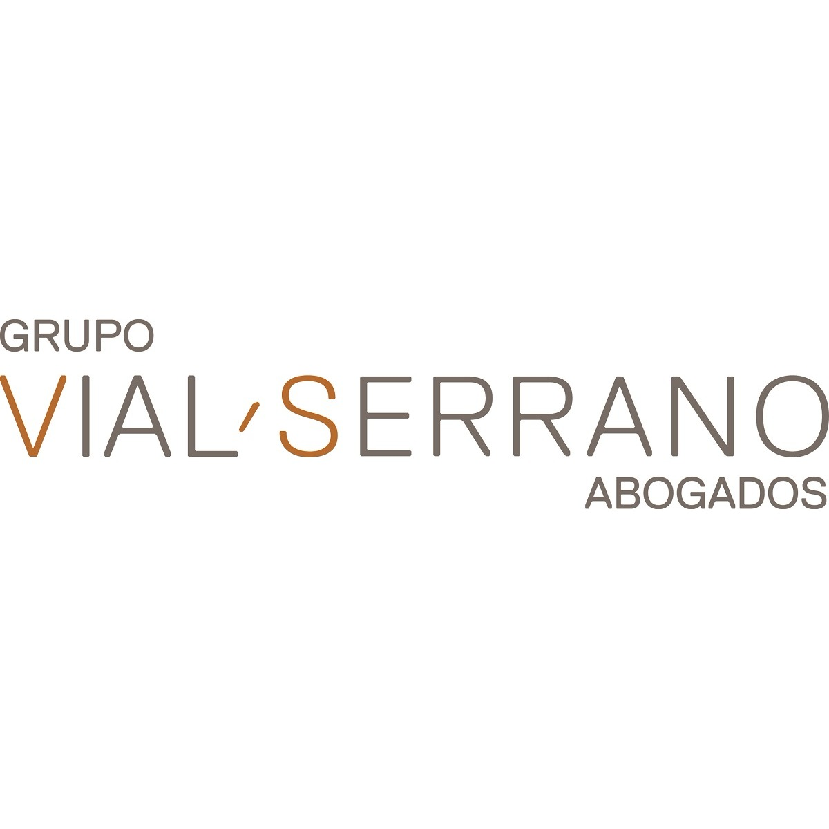 the Grupo Vial Serrano Abogados logo.