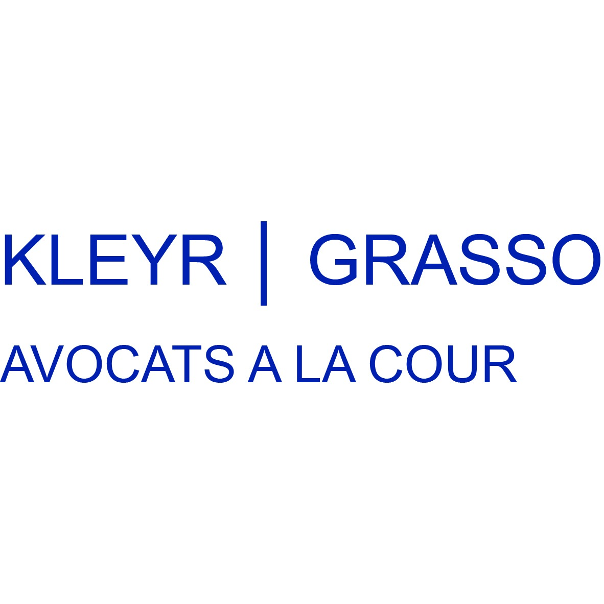 the Kleyr Grasso logo.