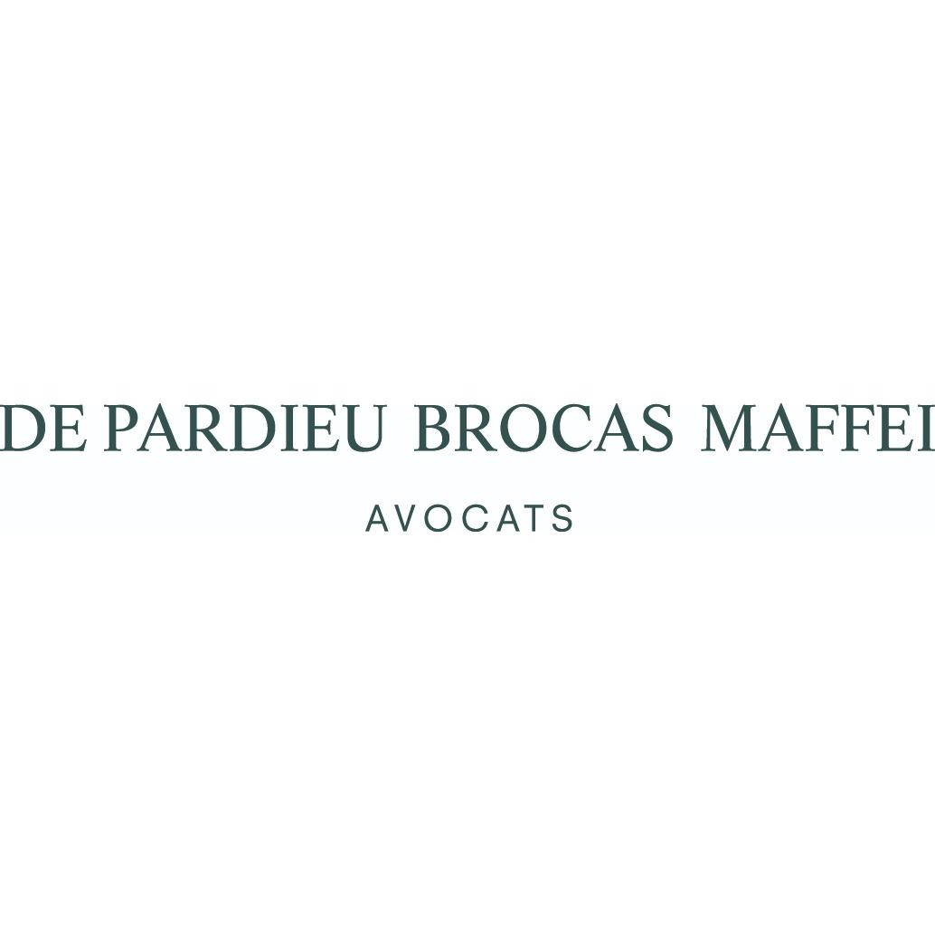 the De Pardieu Brocas Maffei logo.