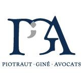 the Piotraut Giné Avocats - Pga logo.