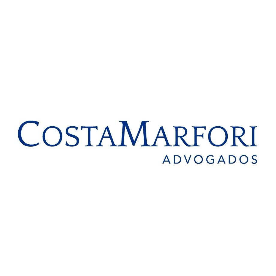 the Costa Marfori Advogados logo.