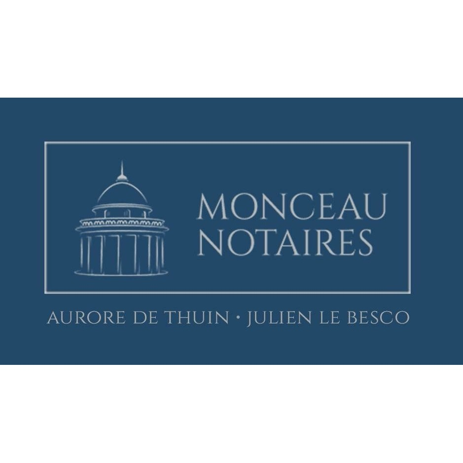 the MONCEAU NOTAIRES logo.