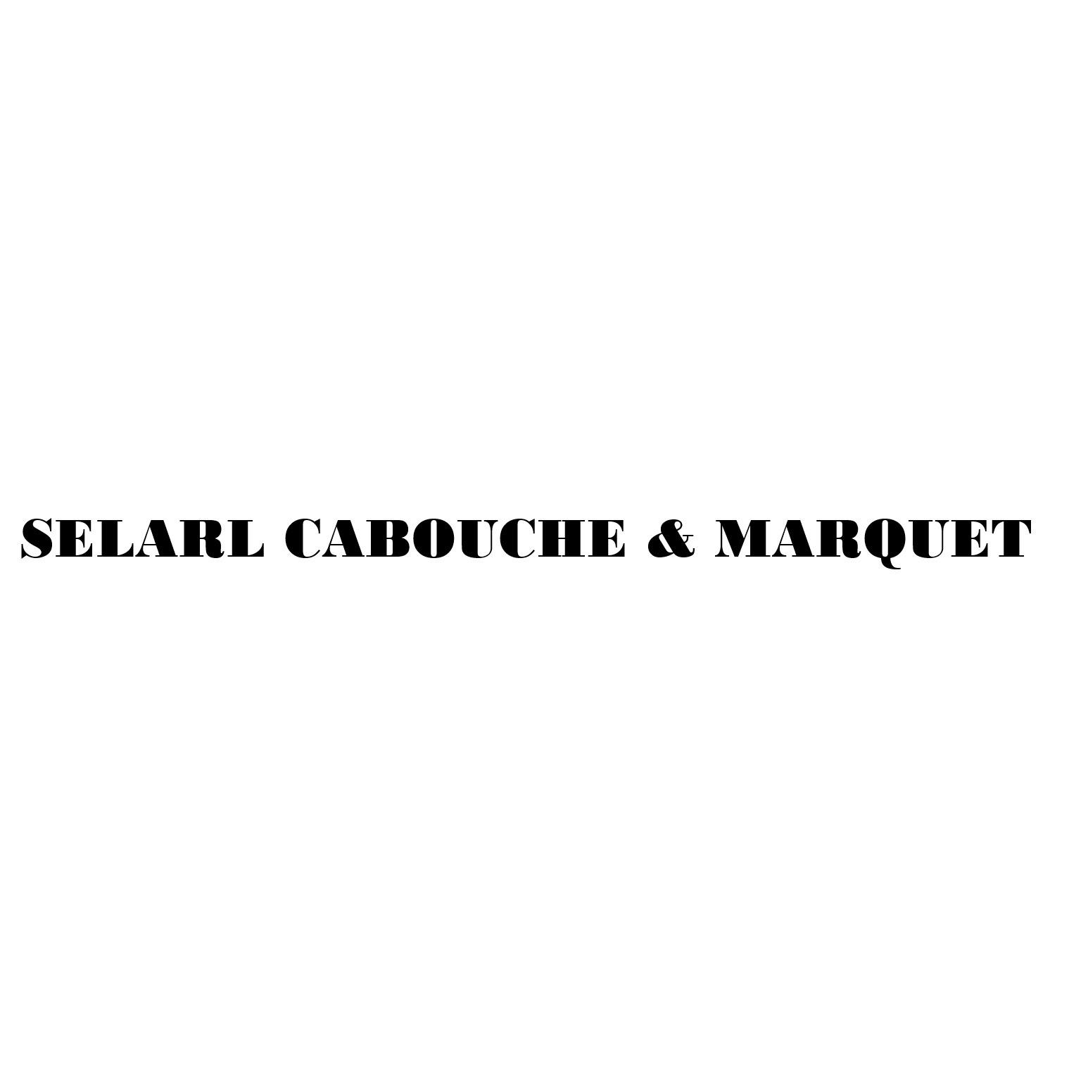 the Cabouche & Marquet logo.