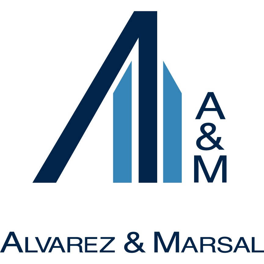 the Alvarez & Marsal logo.