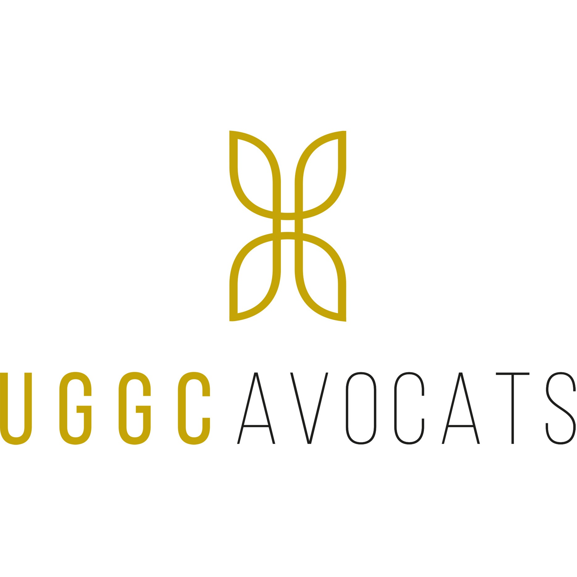 the UGGC Avocats logo.