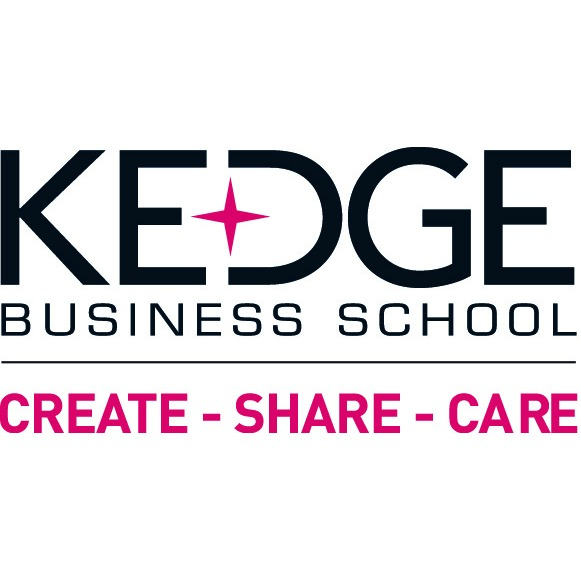 the KEDGE Business School logo.