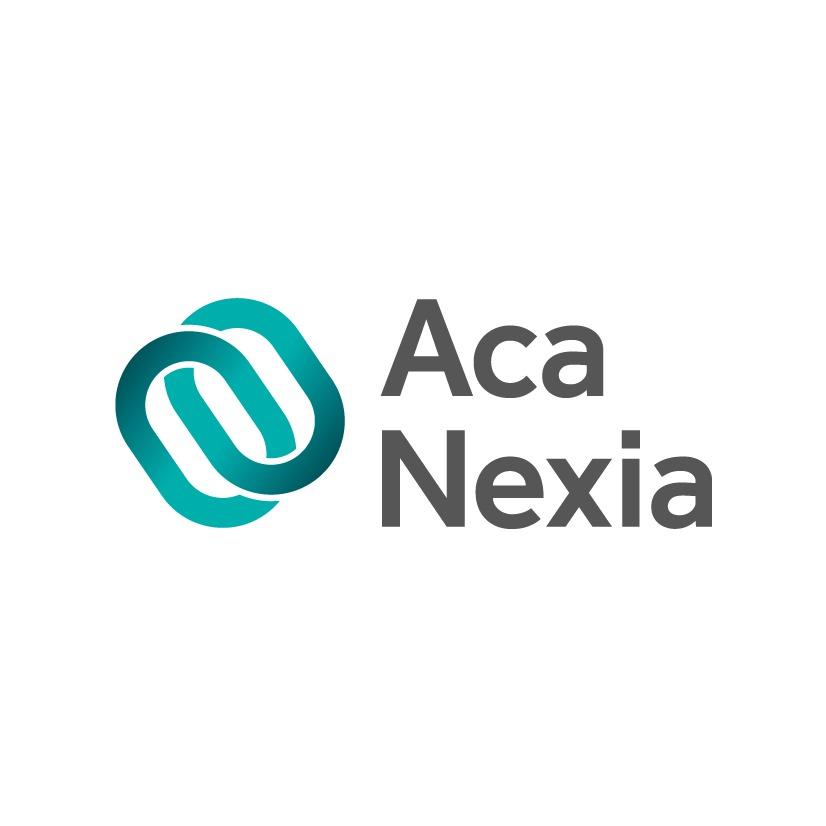 the Aca Nexia logo.