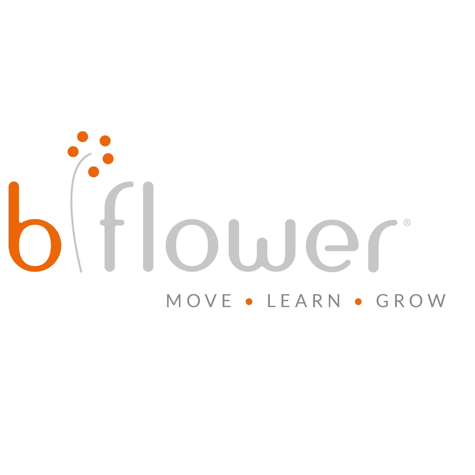 the B-Flower logo.