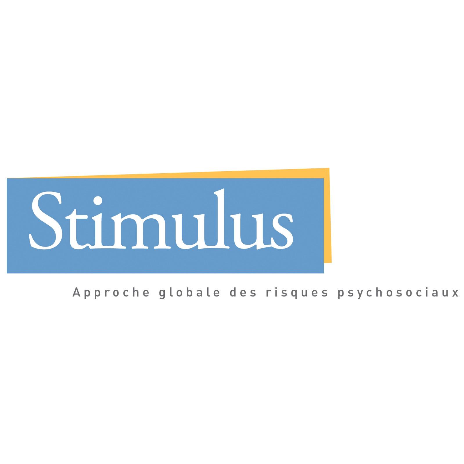 the Stimulus logo.