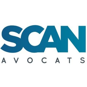 the Scan Avocats logo.