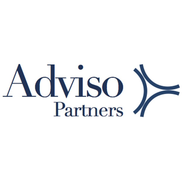 the Adviso Partners logo.