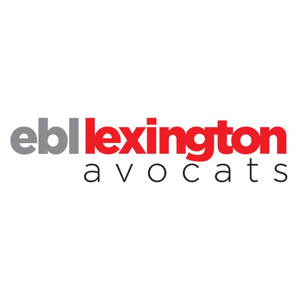 the EBL Lexington Avocats logo.