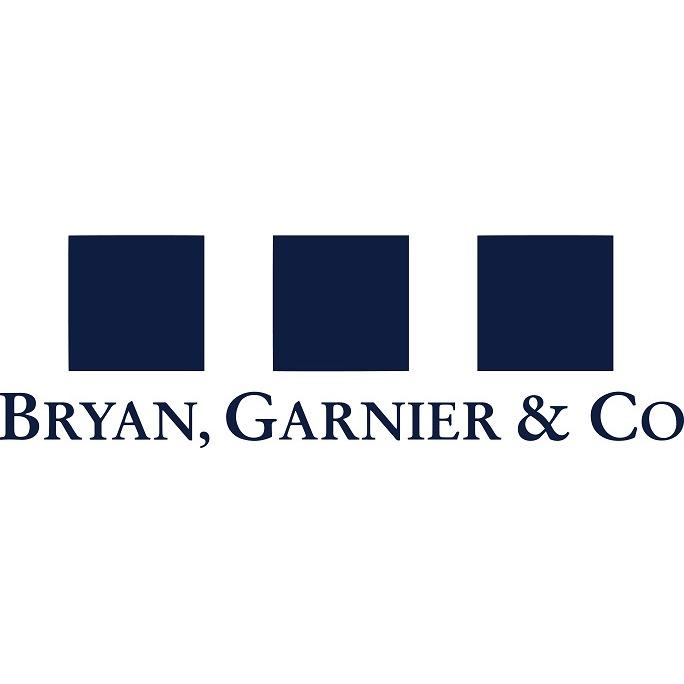the Bryan, Garnier & Co logo.