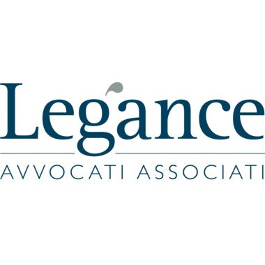 the Legance Avvocati Associati logo.
