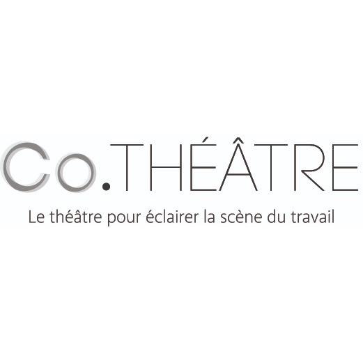 the Co.théâtre logo.