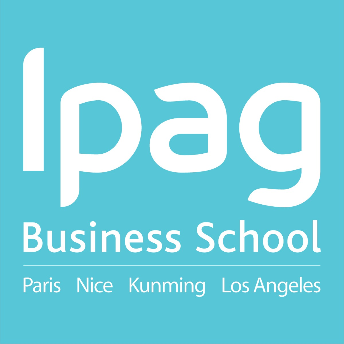 the IPAG Business School logo.