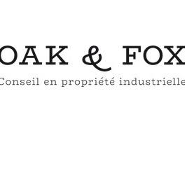 the Oak & Fox logo.