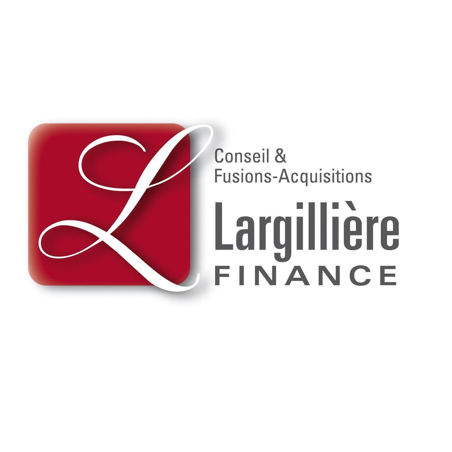 the Largillière Finance logo.