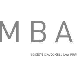 the MBA Société dAvocats logo.