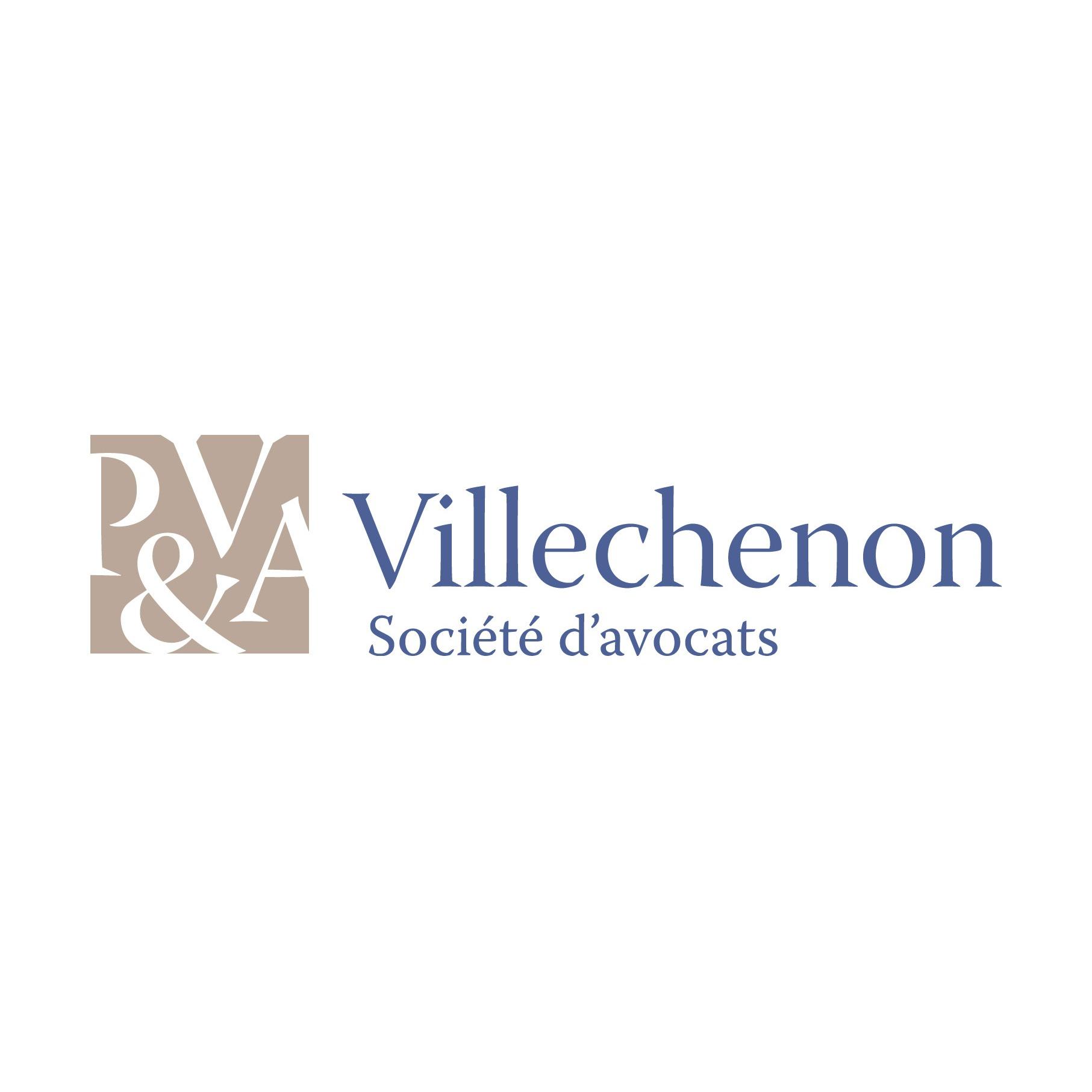 the Villechenon logo.