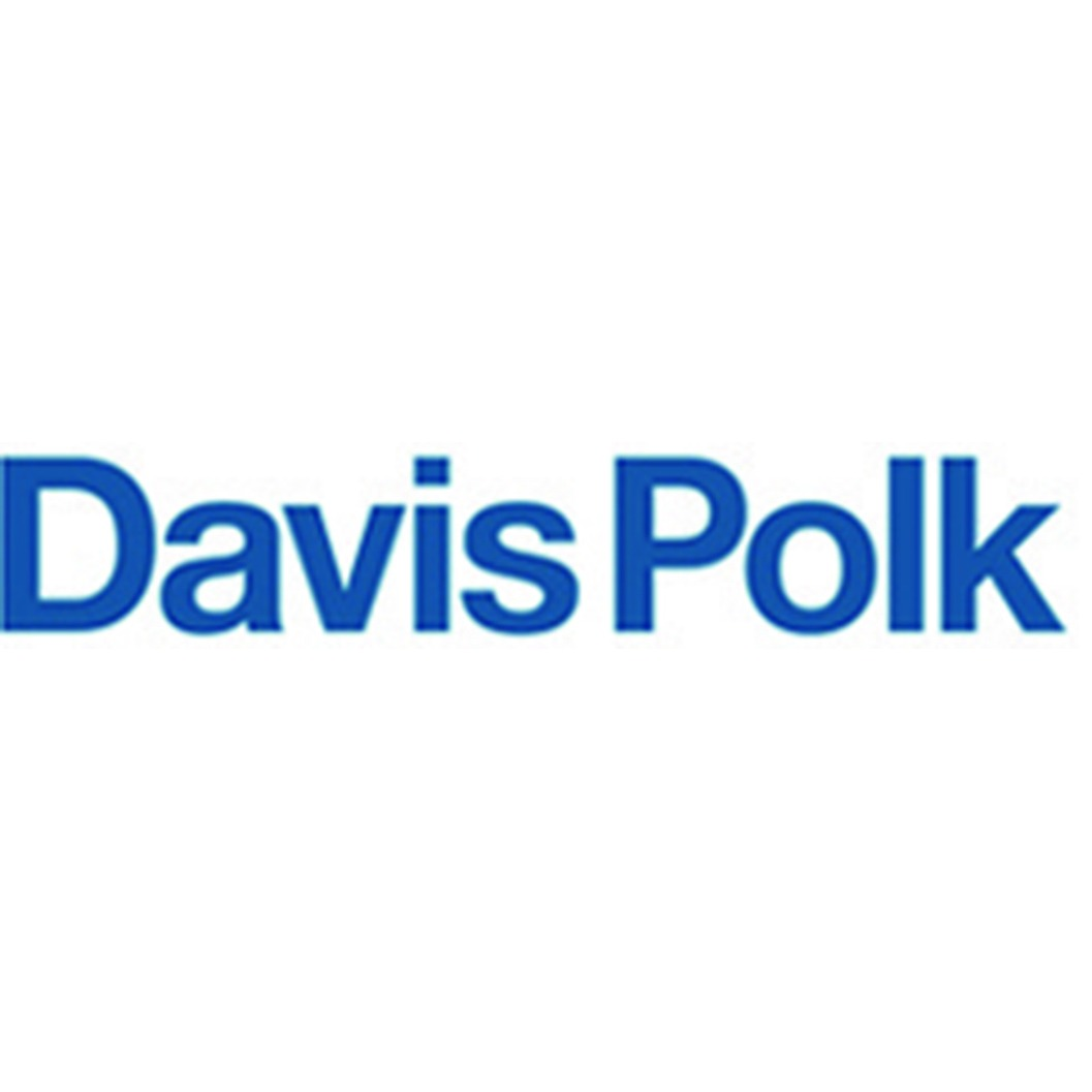 the Davis Polk & Wardwell logo.
