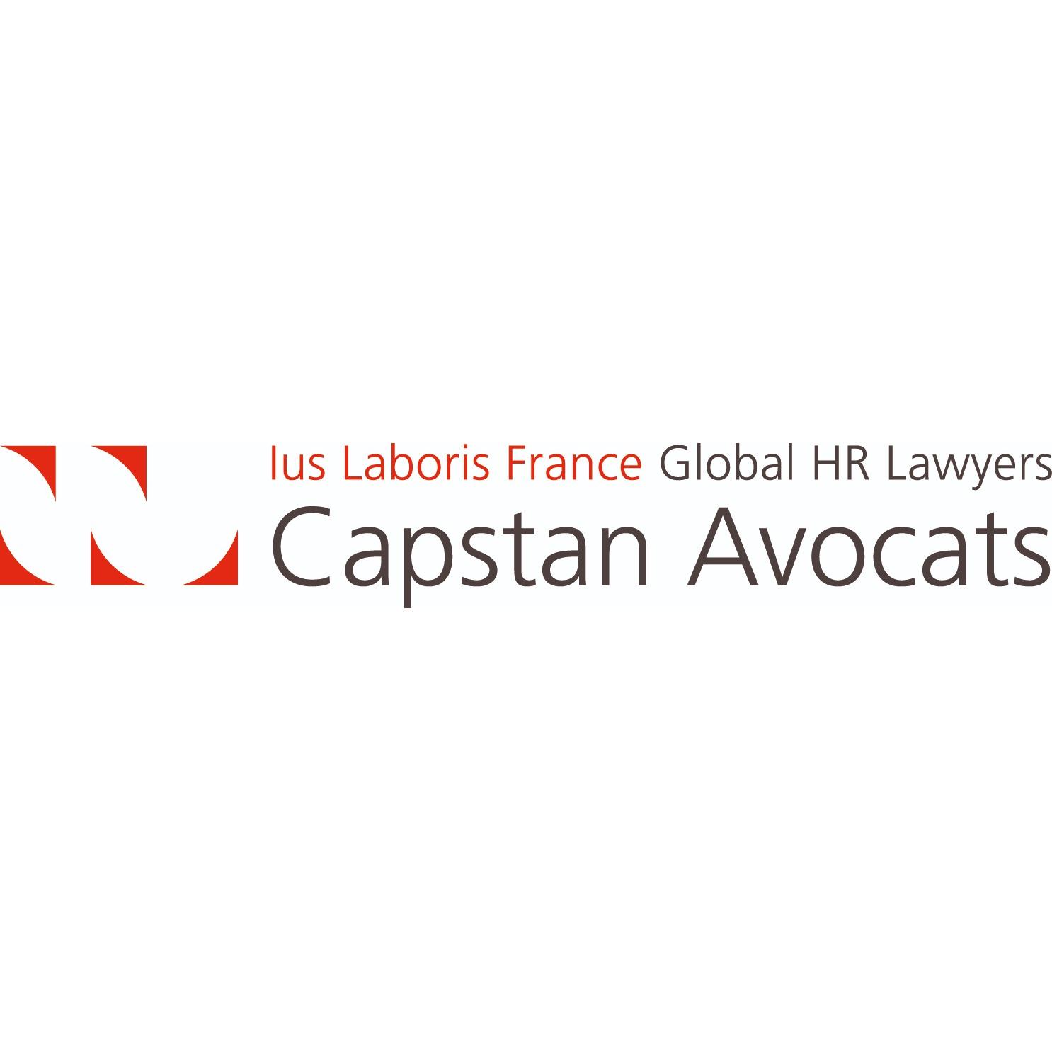 the Capstan Avocats logo.