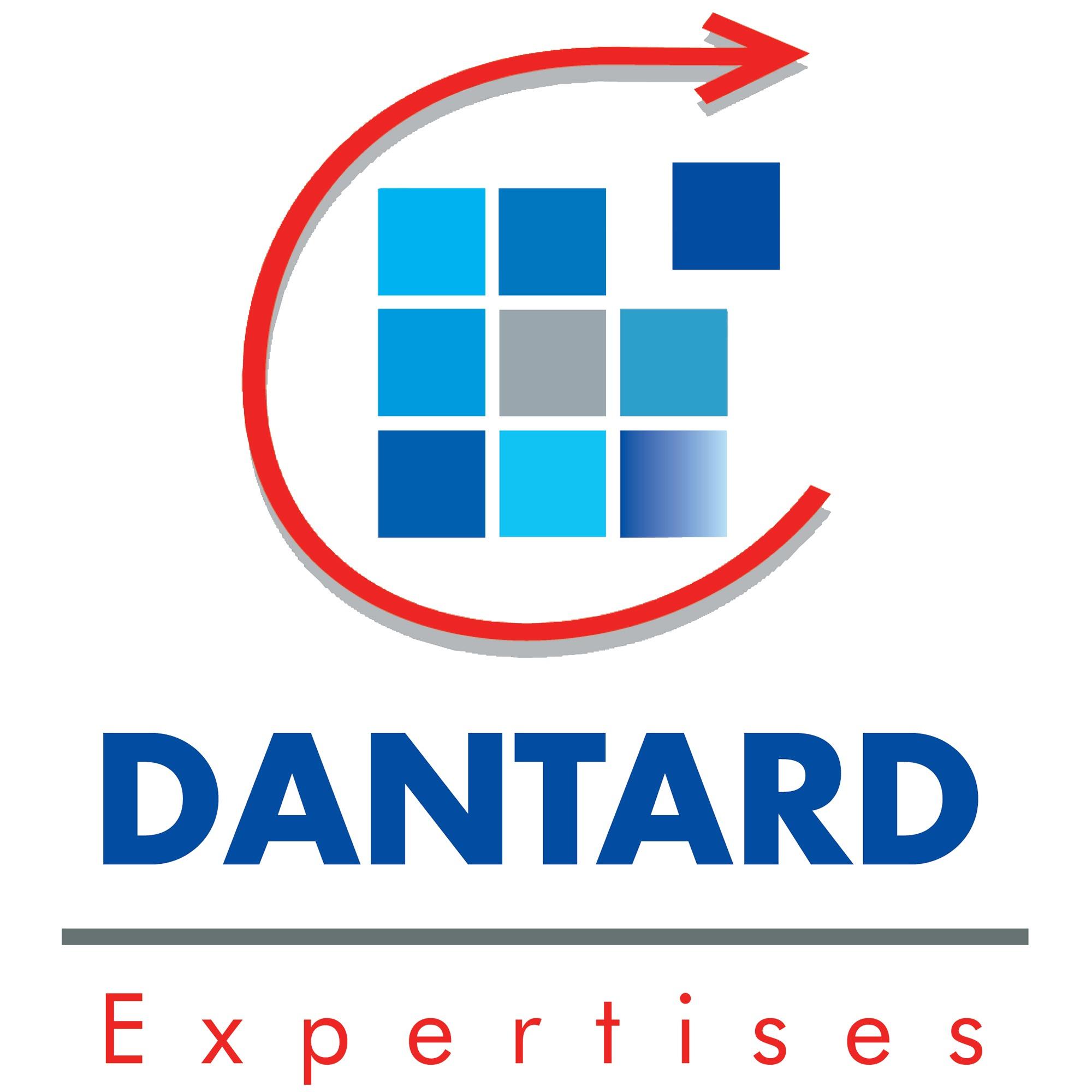 the Dantard Expertises logo.
