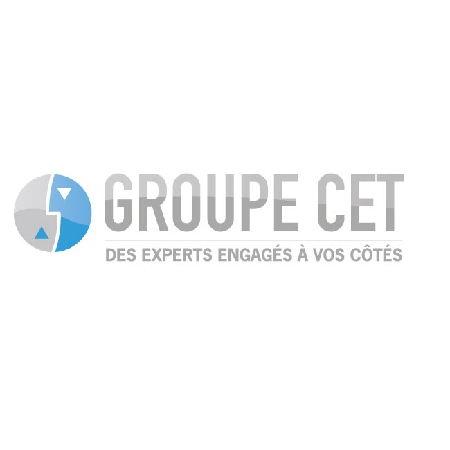 the Groupe CET logo.