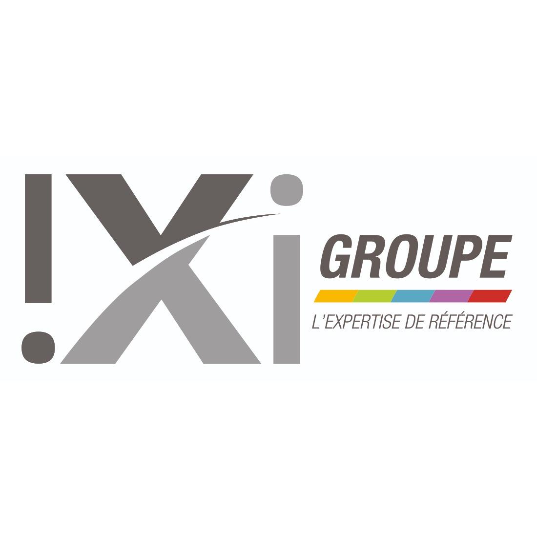 the Ixi Groupe logo.