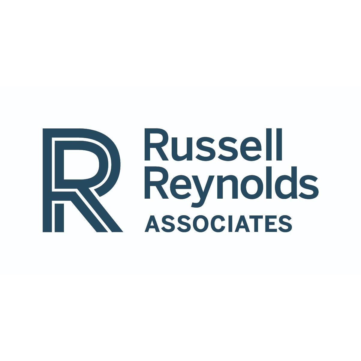 the Russell Reynolds Associates logo.