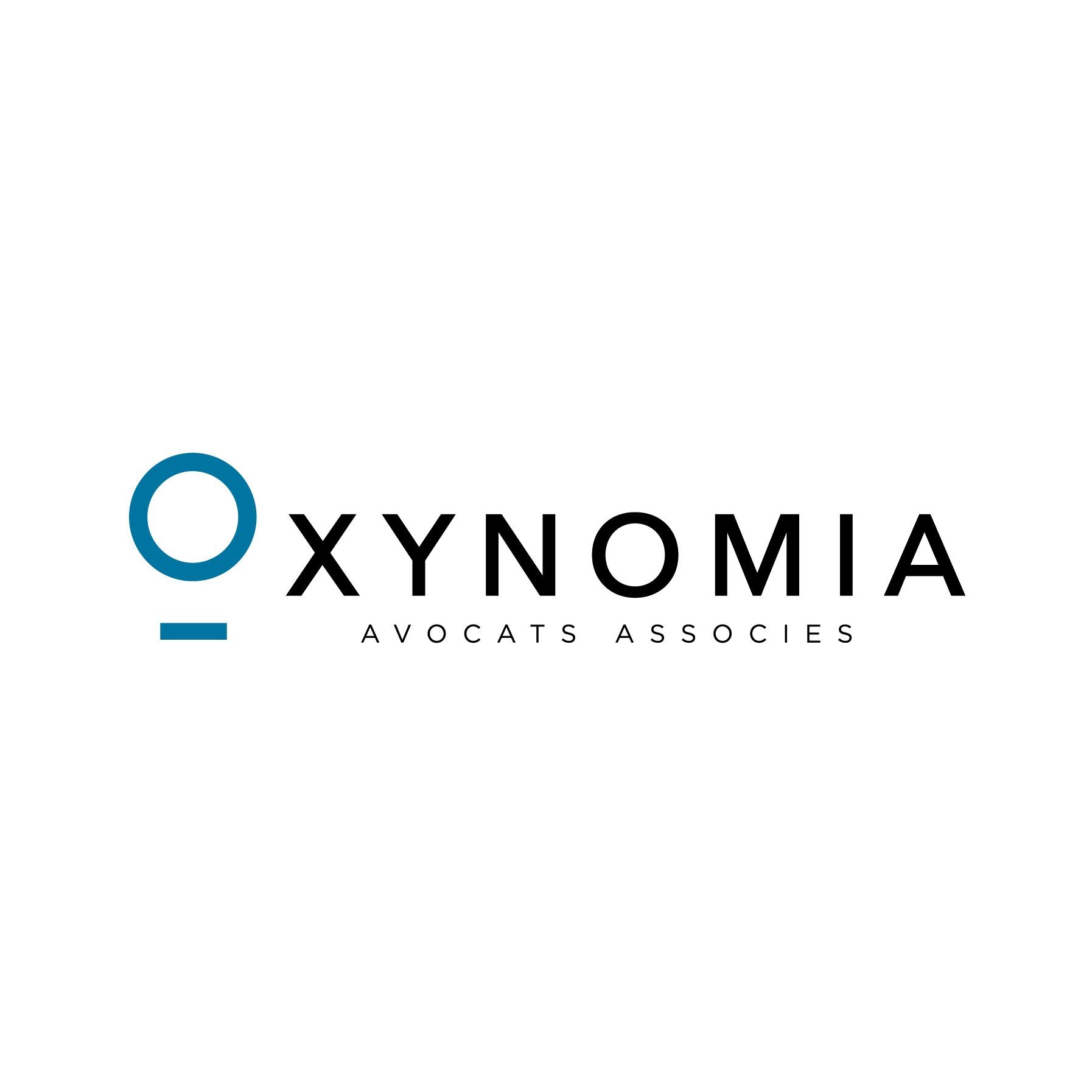 the Oxynomia Avocats Associés logo.