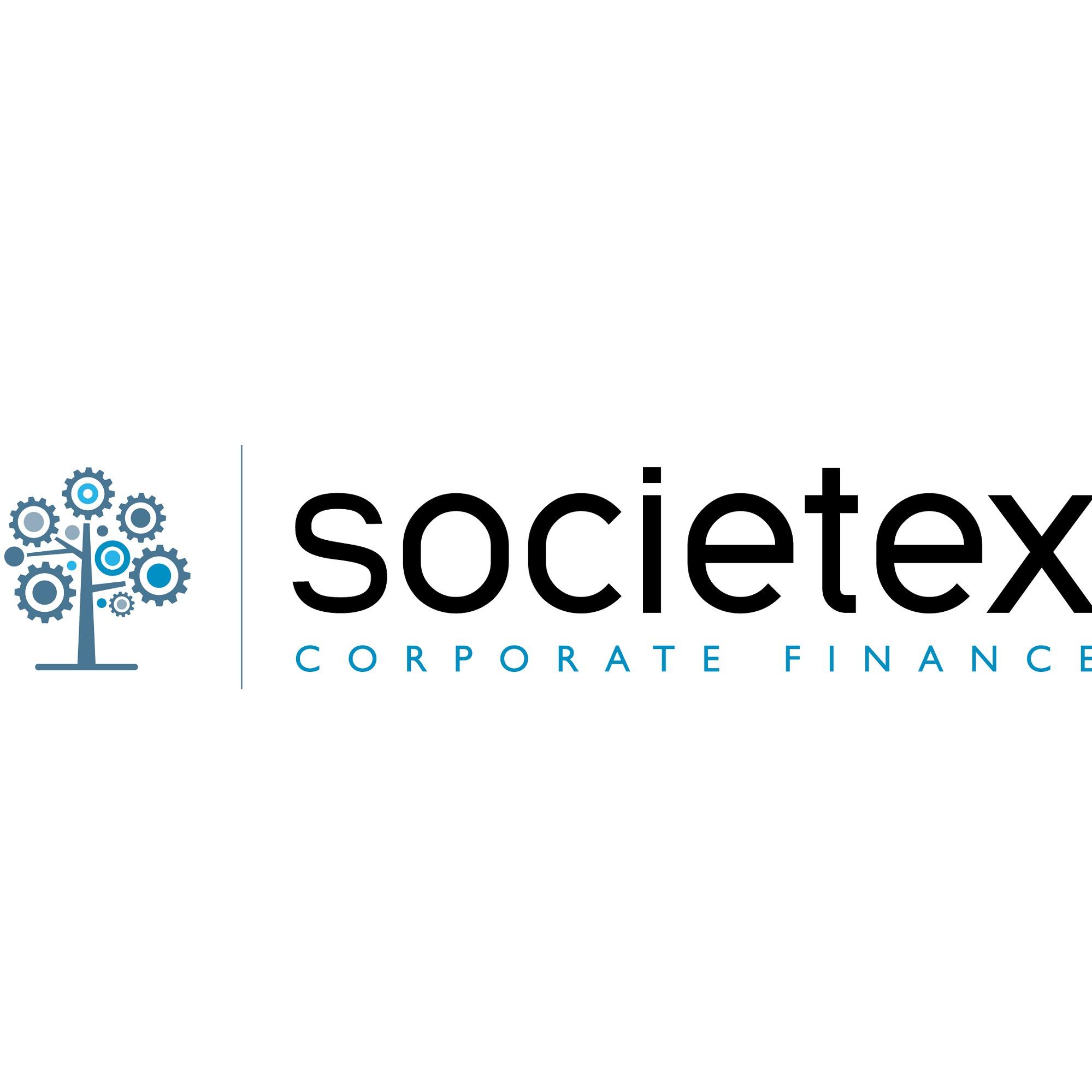 the Societex Corporate Finance logo.