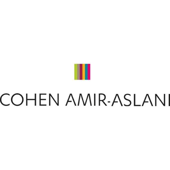the Cohen Amir Aslani logo.