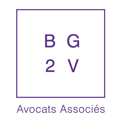 the Beylouni Carbasse Guény Valot Vernet - BG2V logo.