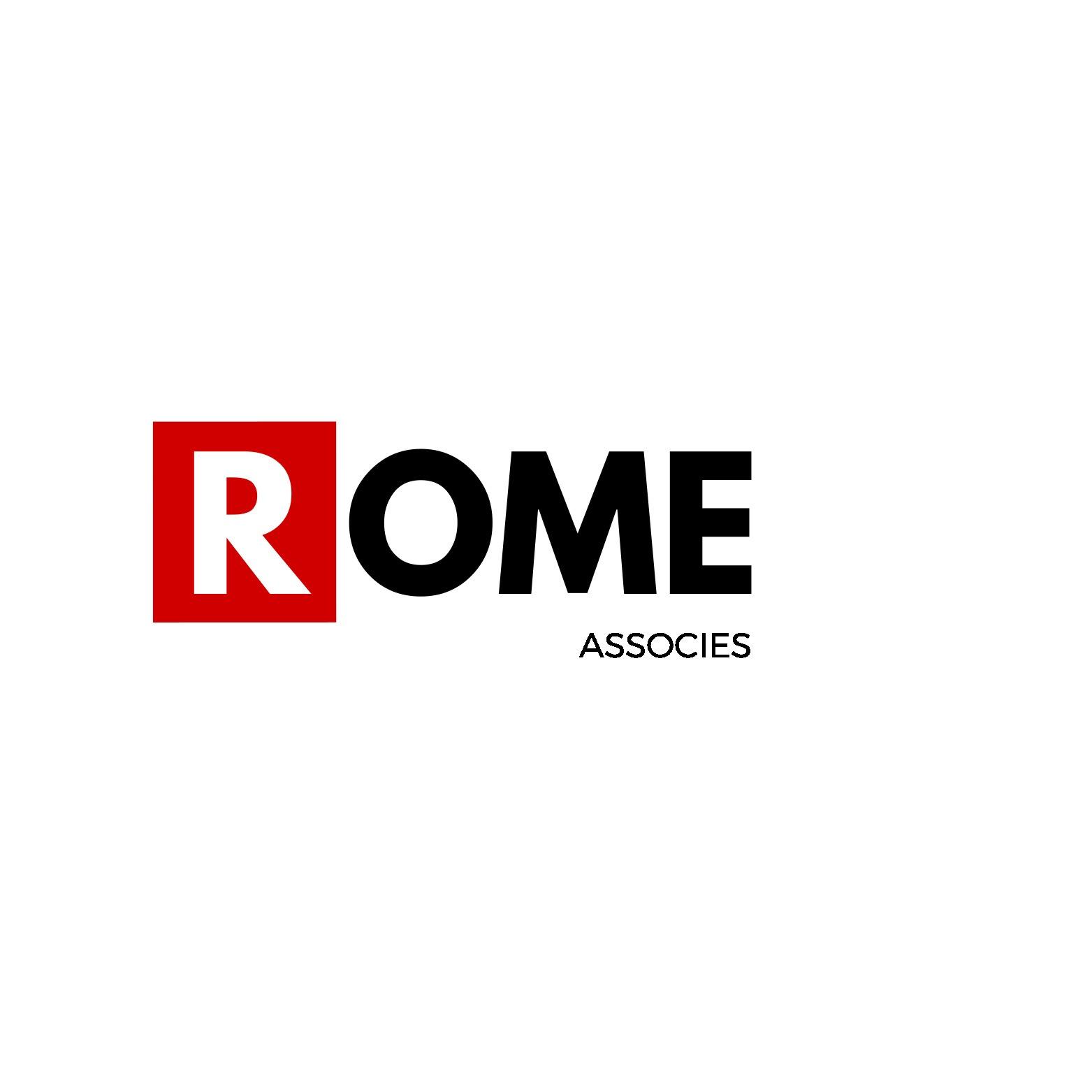 the Rome Associés logo.