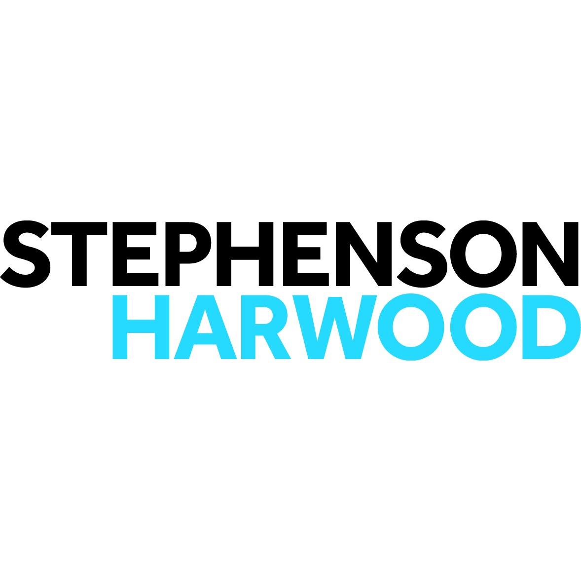 the Stephenson Harwood logo.